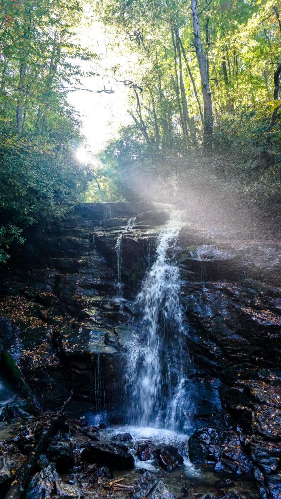 Soco Waterfalls