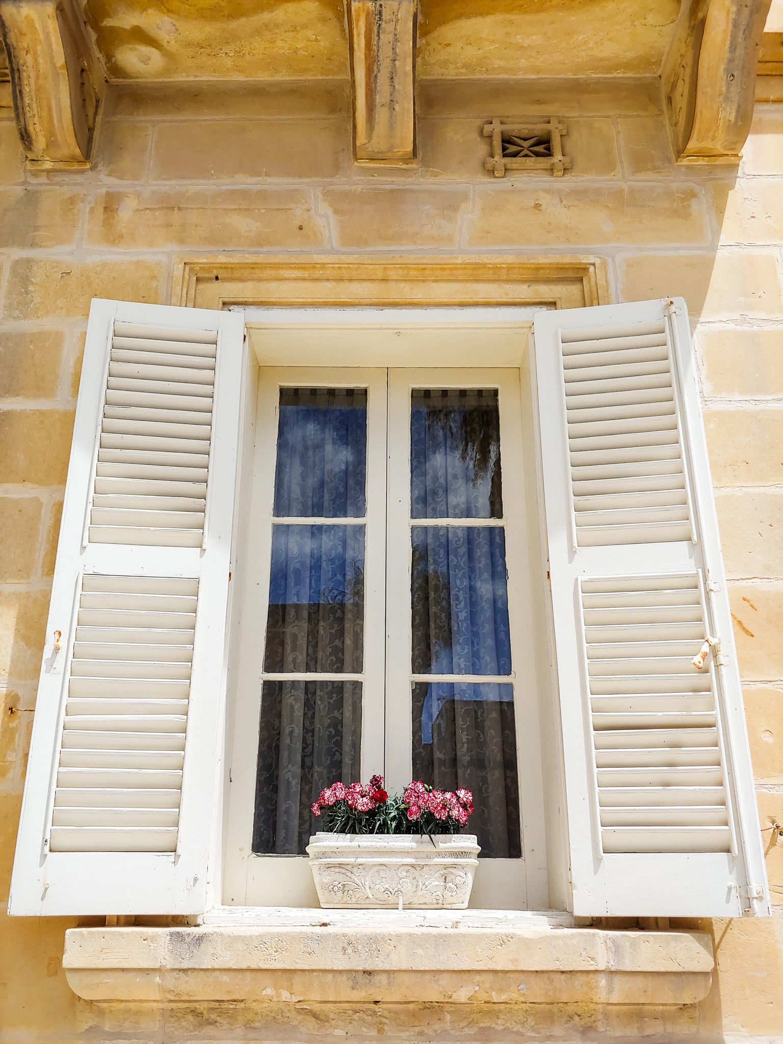 Maltese Window