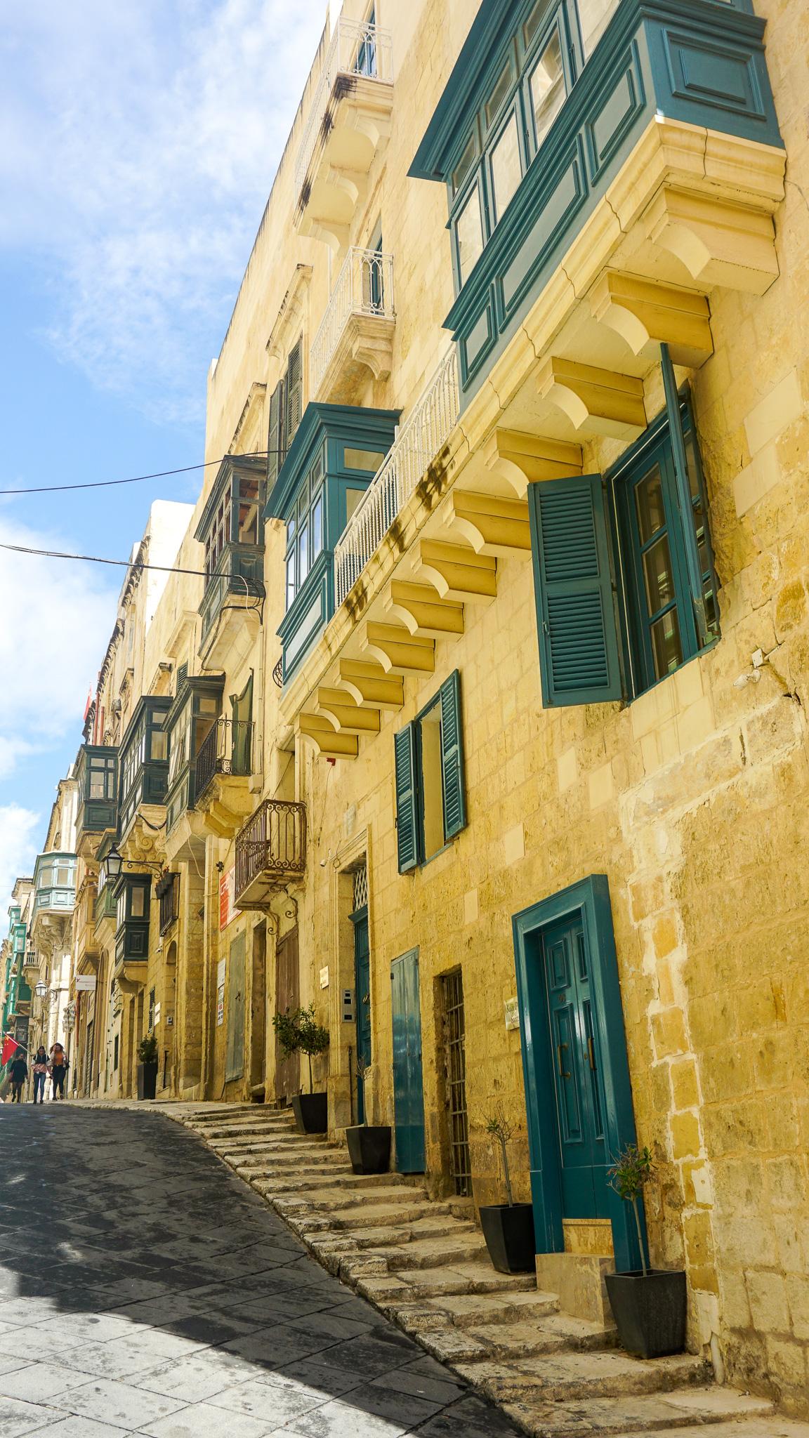 Maltese Streets