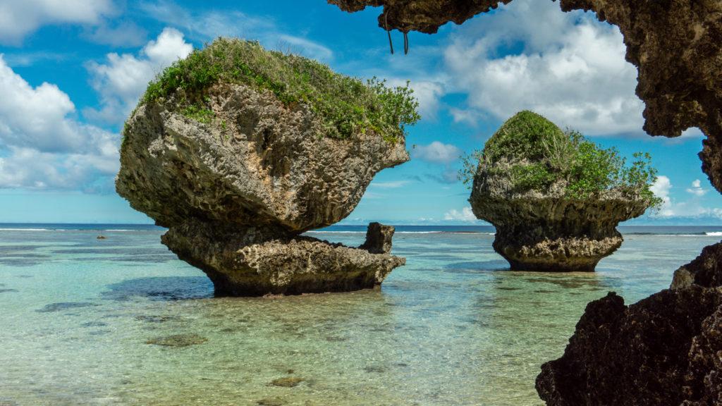Visiting Guam - Tanguisson Beach
