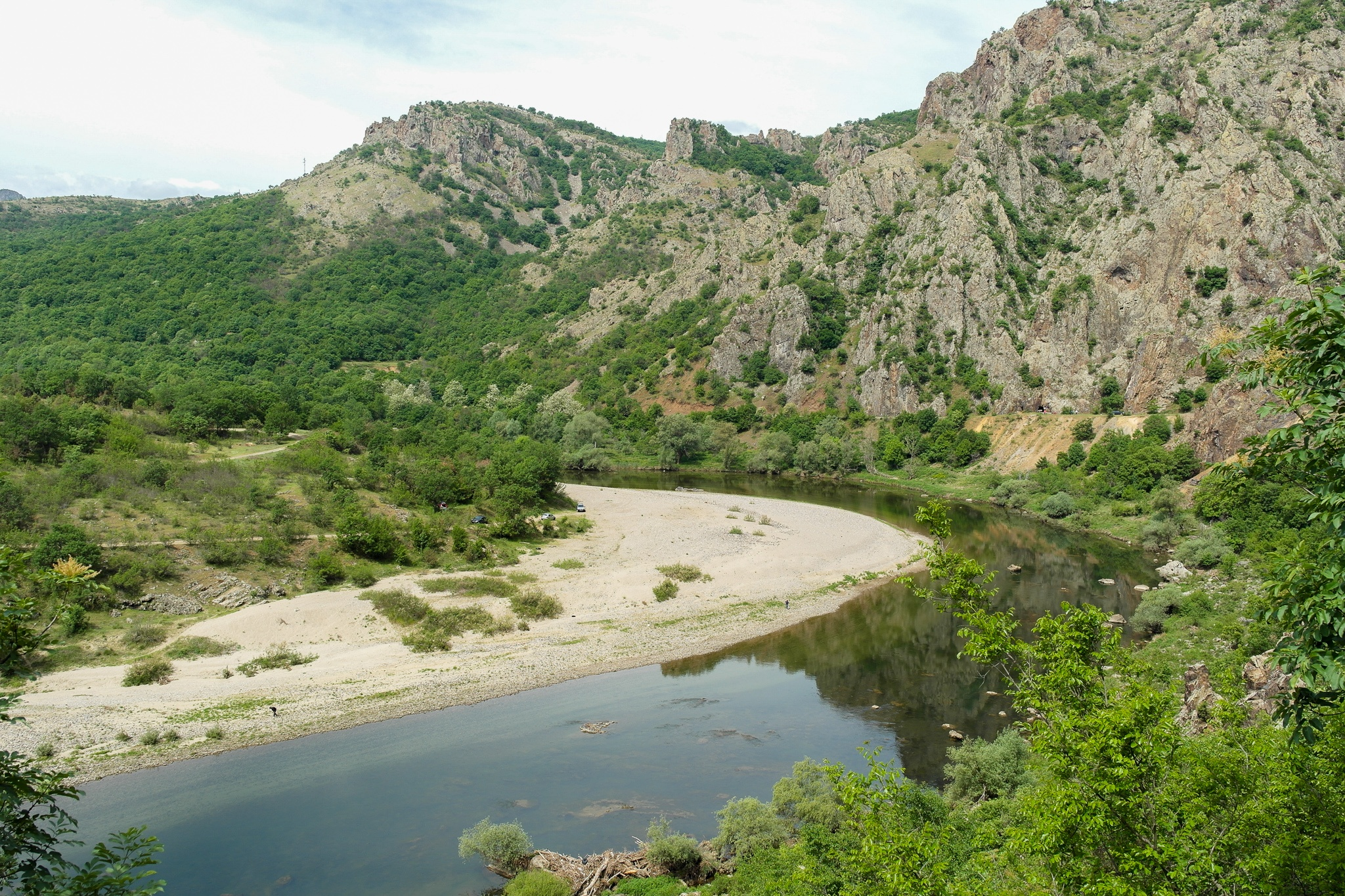 The Meanders of Arda River