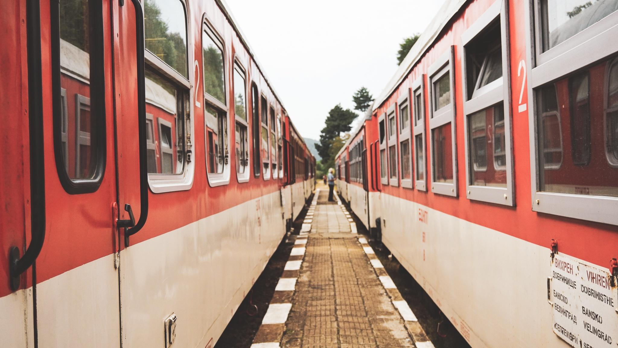 The Rhodope Narrow Gauge Train