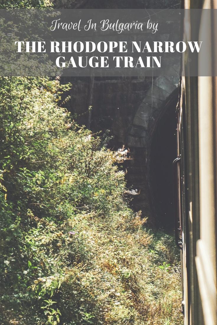 The Rhdope Narrow Gauge Train