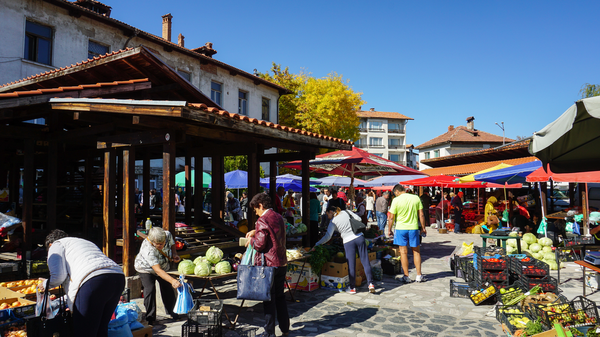 Summer in Bansko
