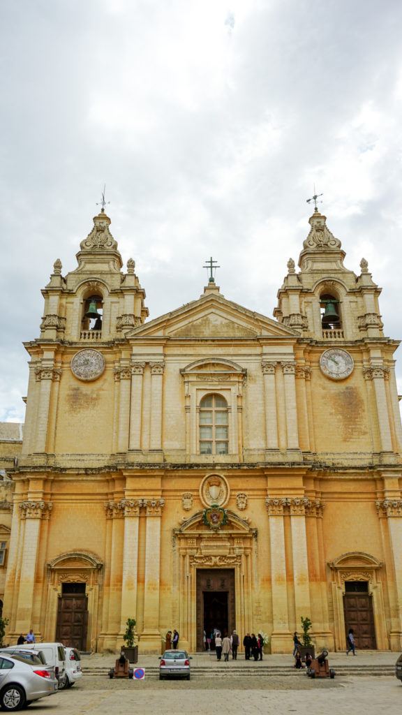 St. Paul's Cathedral Mdina