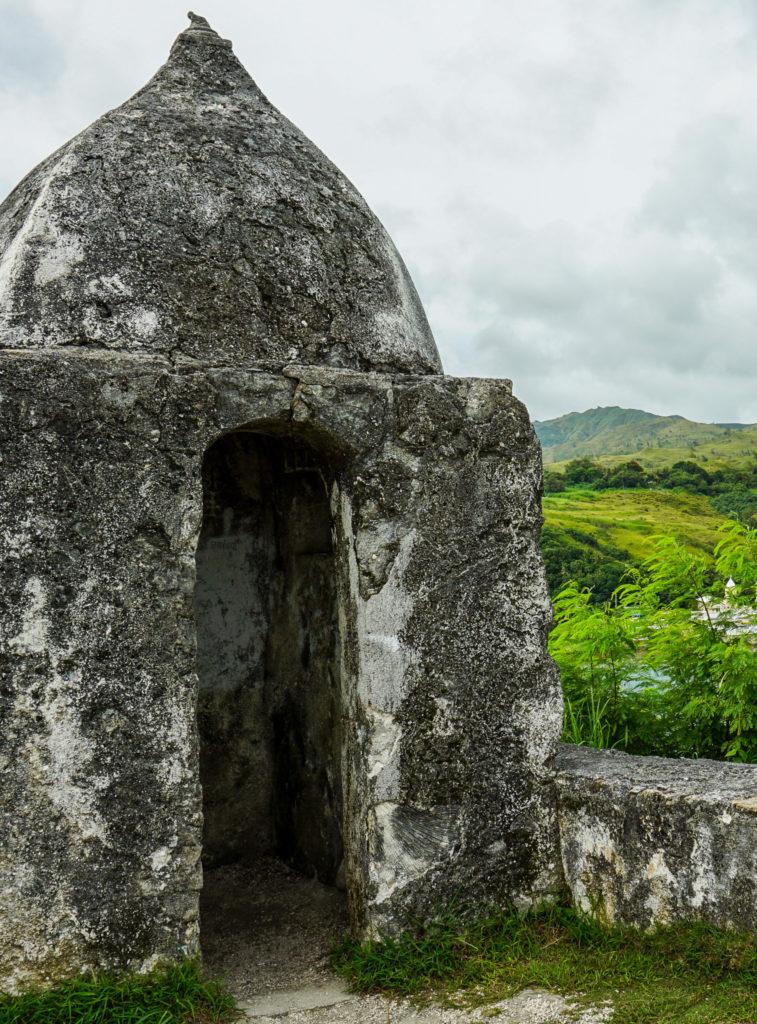 Visiting Guam - Fort Soledad