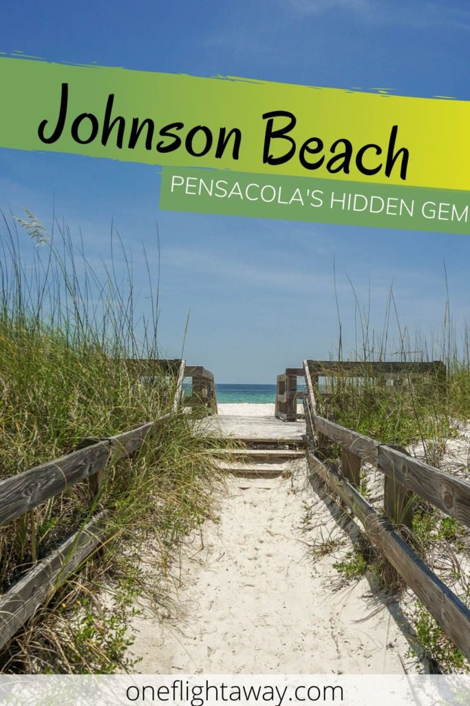 Johnson Beach - Pensacola's Hidden Gem