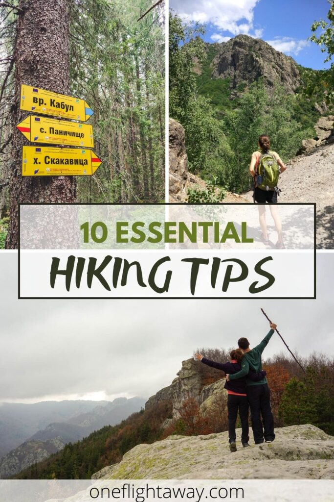 Hiking Tips for Beginners